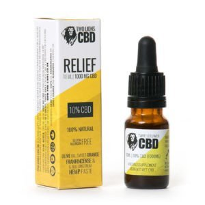 RELIEF – 10% CBD OIL