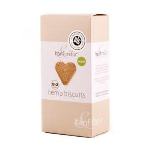 Hemp Biscuits 100g
