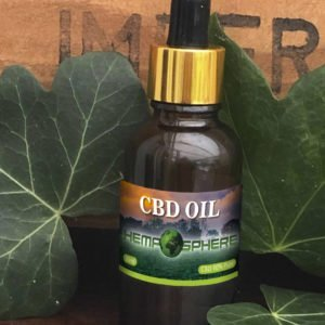 30ml – Hemposphere 10% CBD