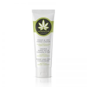 Hemp & CBD Hand Cream 50ml
