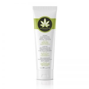 Hemp Cleansing And Toning Facial Lotion 125ml