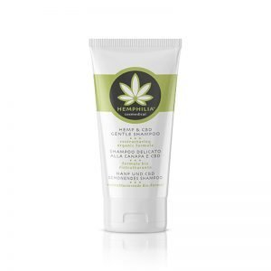 Hemp & CBD Gentle Shampoo Restructuring 150 ml