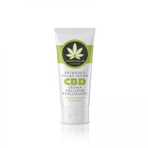 CBD Extended Relief Cream With Thermal Action 30ml