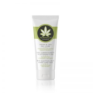 Hemp & CBD Gel Lube 75ml