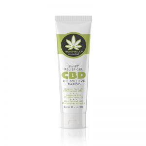 CBD Swift Relief Gel With Thermal Action 30ml
