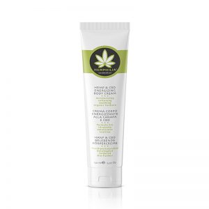 Hemp & CBD Energising Body Cream 150ml