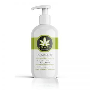 Hemp Liquid Hand-Body Soap 300ml