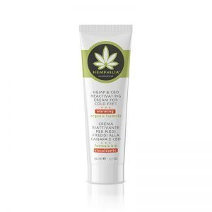 Hemp & CBD Reactivating Cream For Cold Feet 50ml
